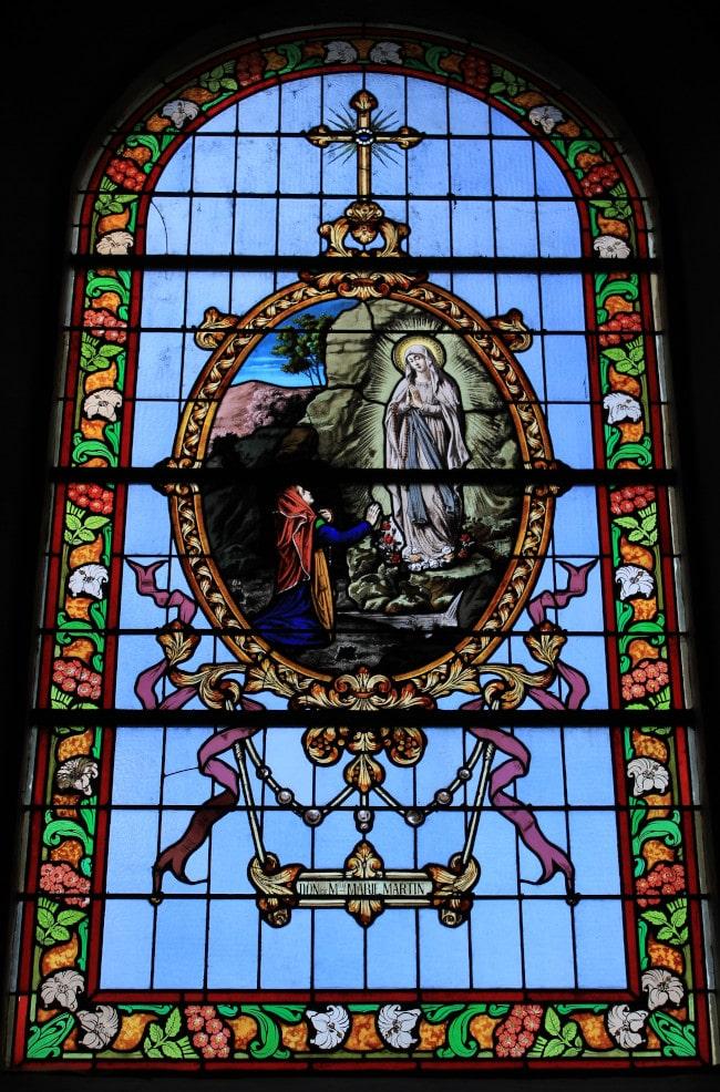 eglise sainte-croix la croix-helléan