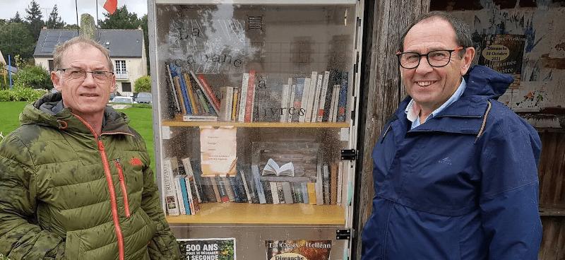 cabane à livres
